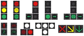 классификация светофоров
